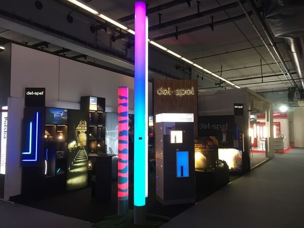 light + building 2018 in Frankfurt
